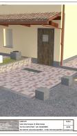 Tavola 3d realizzazione progetto